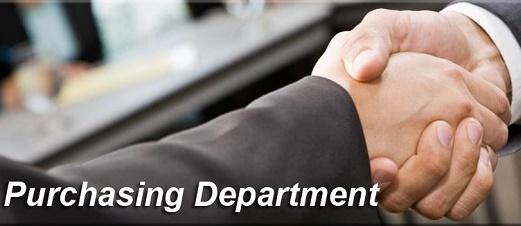 Purchasing Department: