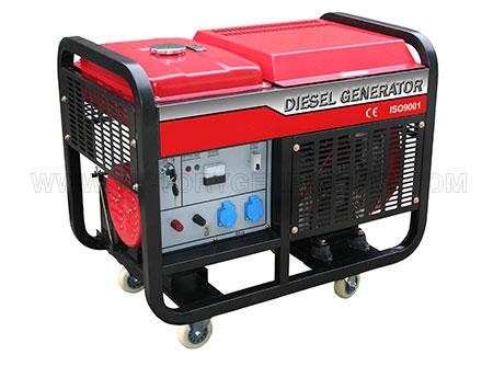 10kw~11kw diesel twin-cylinder generator-01