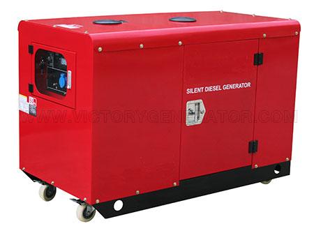 10kw~11kw silent diesel twin-cylinder generator-01