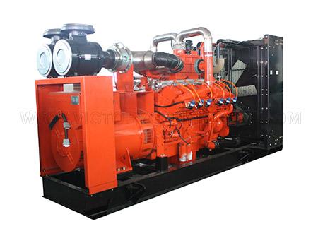 30kva~625kva cummins gas generator set-01