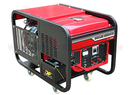 8.5kw~10.5kw gasoline twin-cylinder generator-01