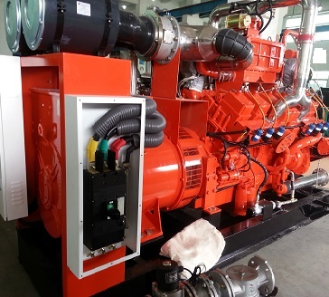 gas genset project-01